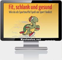 Fitnesstipps kostenloses eBook