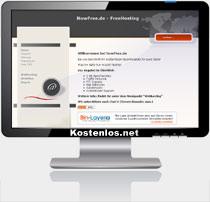 Webhosting kostenlos