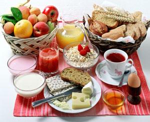 Gesund leben sich gesund ernähren