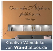 Wandtattoo Zitate zur Motivation